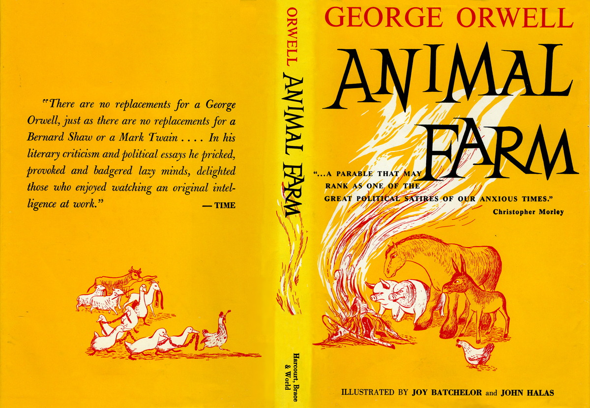 Animal farm novel study