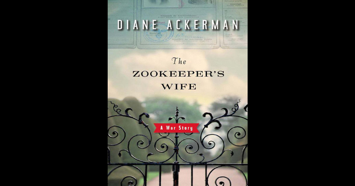 the horrors of war in the zookeepers wife a non fiction book by diane ackerman The zookeeper's wife: a war story [diane polish zookeepers jan and antonina zabinski managed to save over kudos to diane ackerman on a well written book.